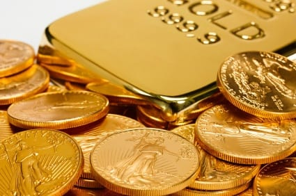 Gold-bar-and-Coins
