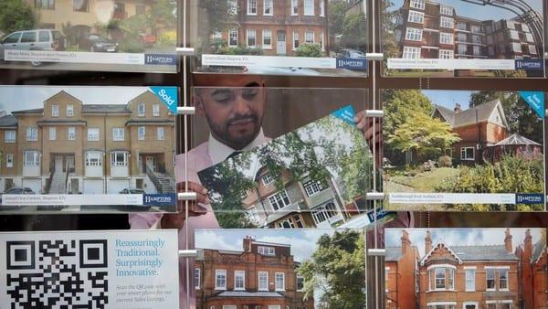 london house price