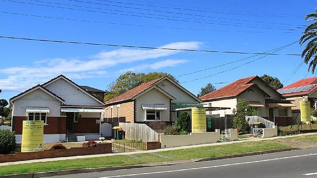 property sales in Perth