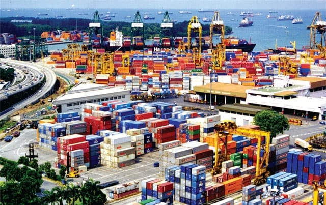 Forex company singapore
