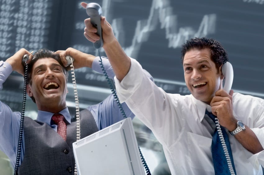 Choosing an online stock broker