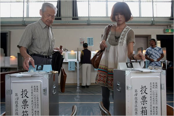 Japan elections