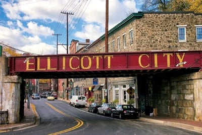 Ellicott City property