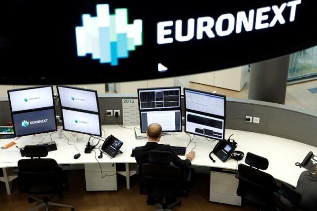 Euronext trading