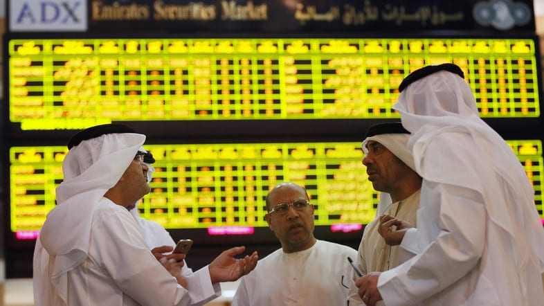 Gulf stock markets