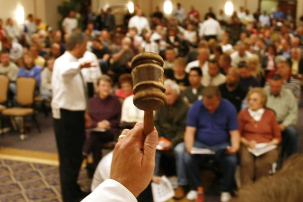 London property auctions