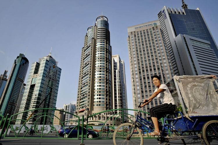 real estate china