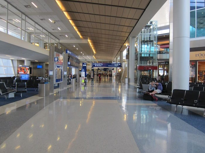 DFW airports