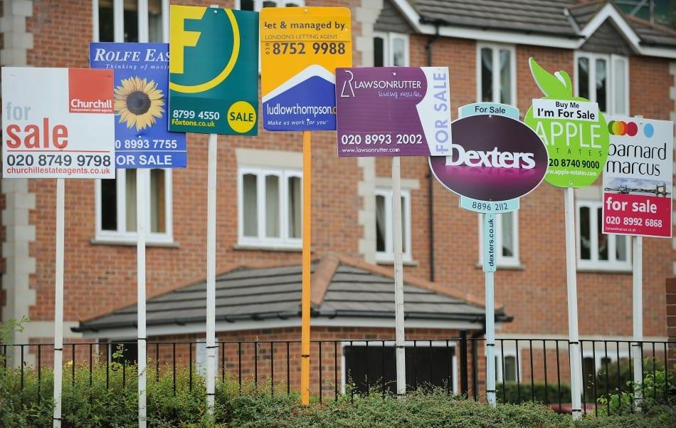 U.K. housing market