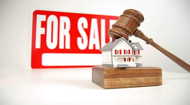 property at auction