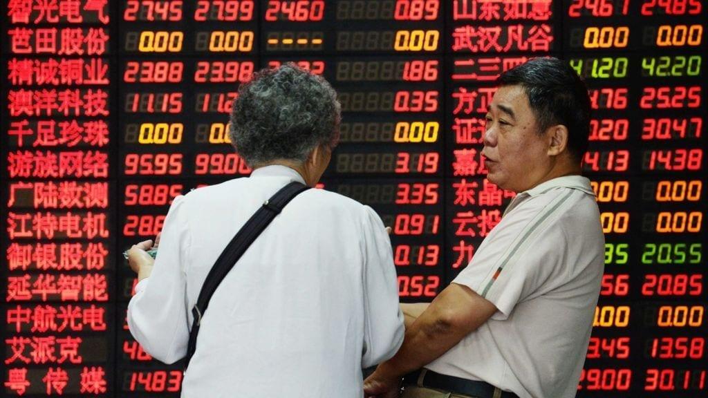 Chinese shares