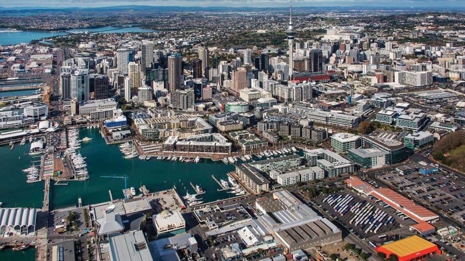 New Zealand's property