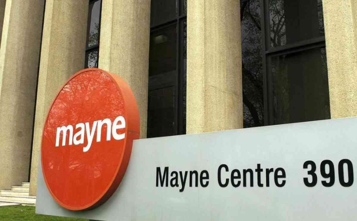 Mayne shares