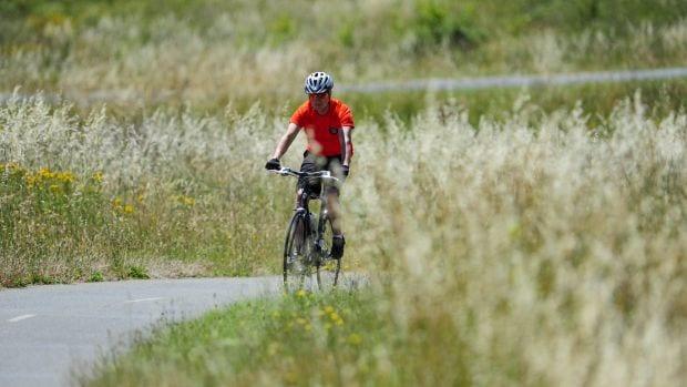 Black Mountain Peninsula Cyclists