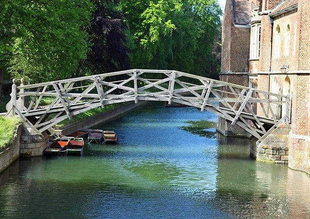 travelling in Cambridgeshire