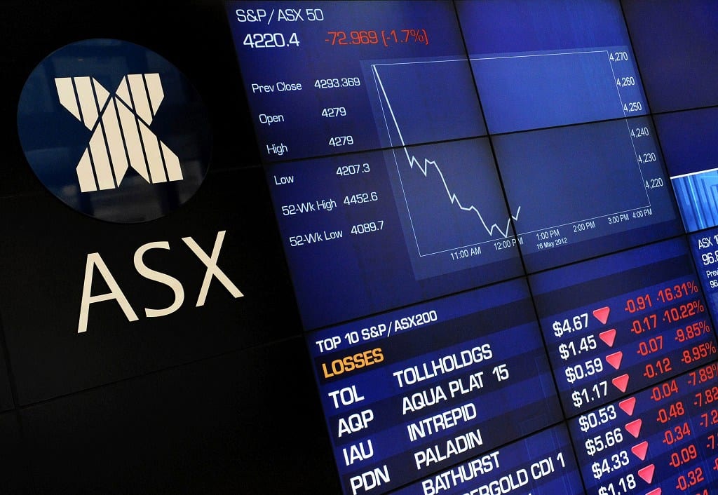 Australia shares