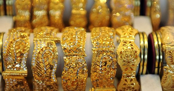Gold jewellery uk