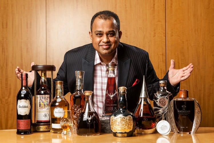 Investors rare whisky
