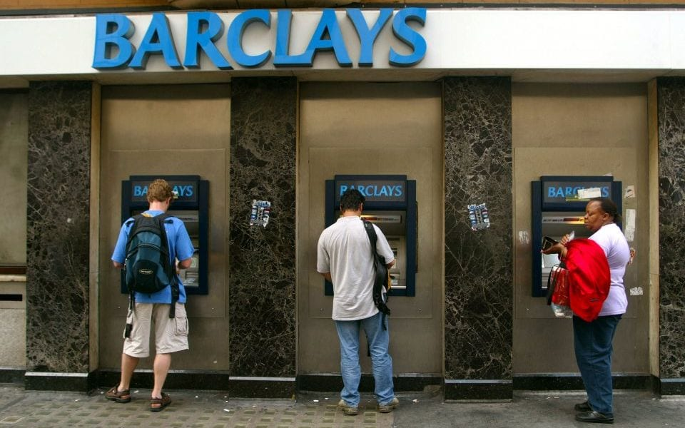 PPI and Barclays