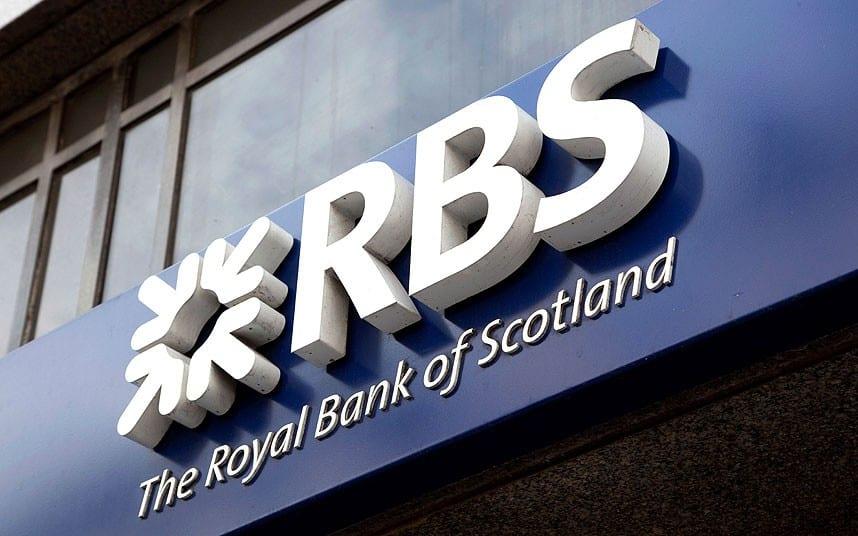 RBS собирается закрыть четверть отделений в Великобритании